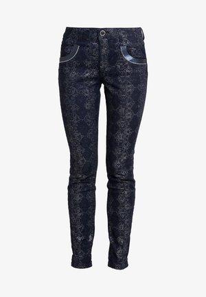 COBRA PANT - Jeans slim fit - dark blue