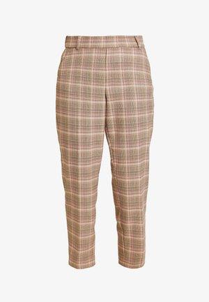 GERRY FARA PANT - Pantalon classique - vintage rose