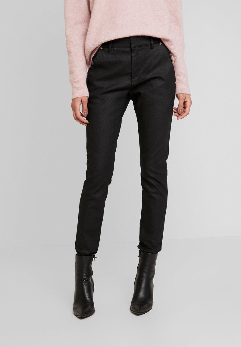 Mos Mosh - BLAKE GALLERY PANT - Bukse - black