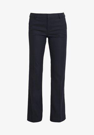 FARRAH TWIGGY PANT - Pantalon classique - blue