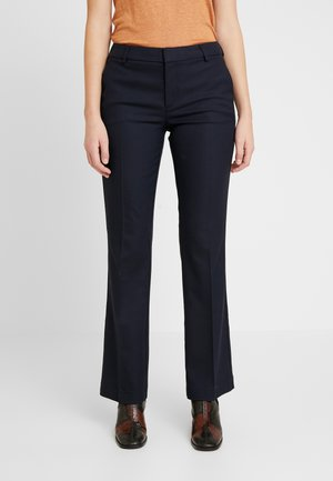 FARRAH TWIGGY PANT - Trousers - blue