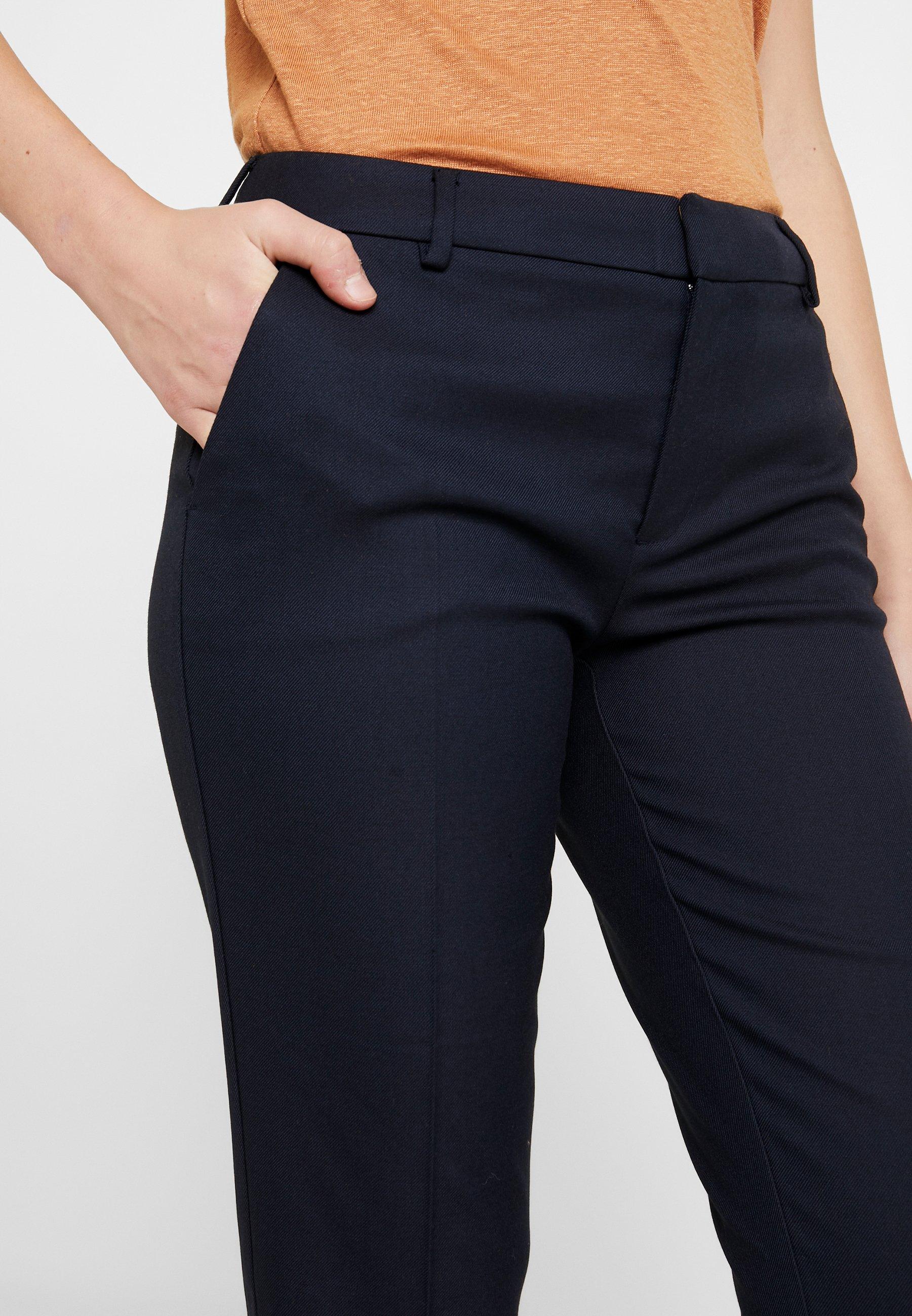 Mos Mosh Farrah Twiggy Pant - Trousers Blue UK