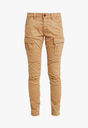 CHERYL CARGO REUNION PANT - Trousers - safari