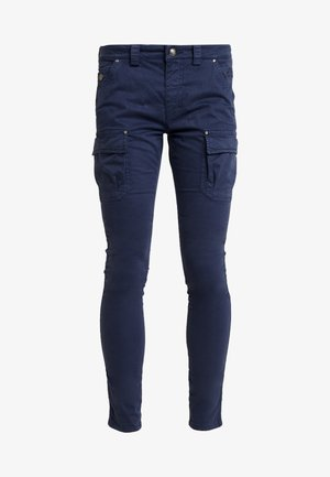 CHERYL CARGO REUNION PANT - Trousers - navy