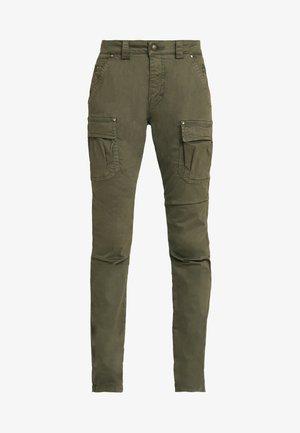 CHERYL CARGO REUNION PANT - Kalhoty - army