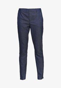 Mos Mosh - ABBEY MARLY PANT - Kalhoty - dark blue - 4