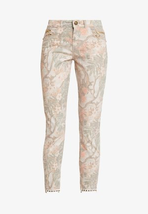 SUMNER RIO PANT - Vaqueros slim fit - rose flower