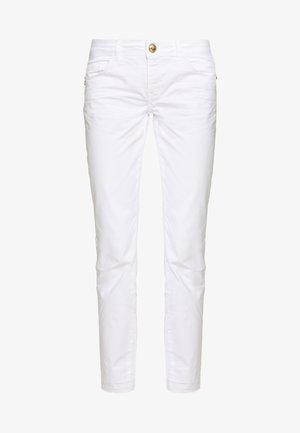 SUMNER DECOR PANT - Trousers - white