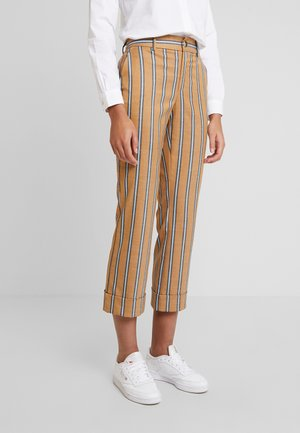 BELLA ZETH PANT - Trousers - bran