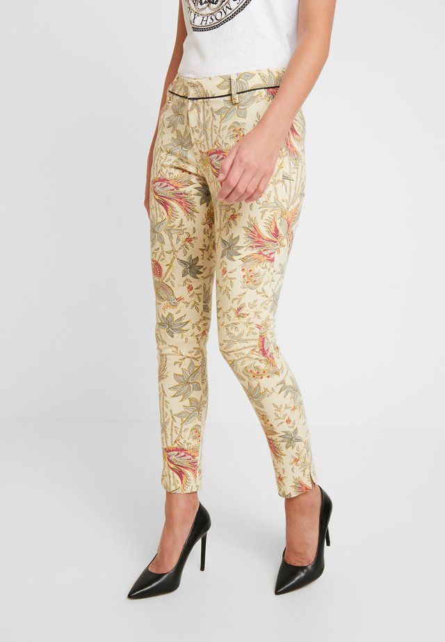 ABBEY EDEN PANT - Kalhoty - multi-coloured