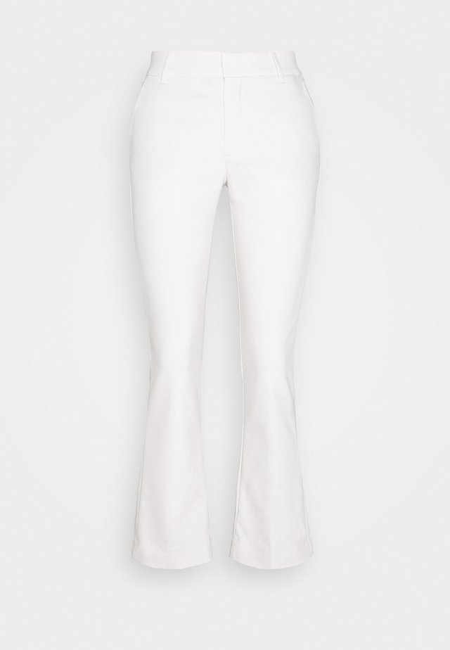 IVANA NIGHT KICK - Bukser - off-white