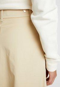 Mos Mosh - ALICE COLE SKIRT - Áčková sukně - safari - 3