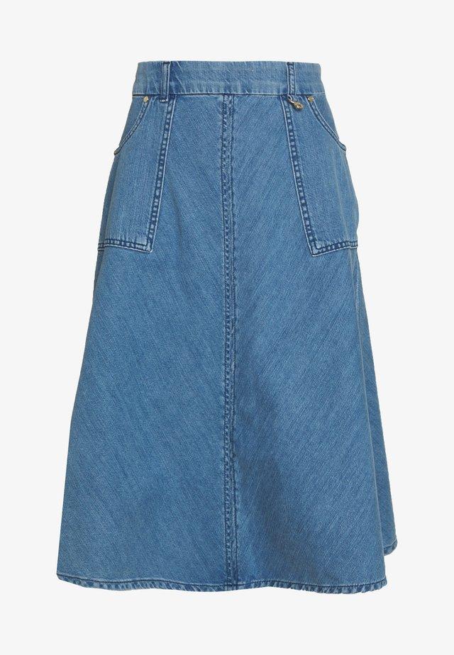 ALICE MISTRAL SKIRT - A-line skirt - blue