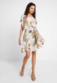 Mos Mosh - HEATHER AVA DRESS - Day dress - offwhite - 0