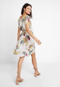 Mos Mosh - HEATHER AVA DRESS - Day dress - offwhite - 2