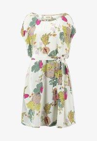 Mos Mosh - HEATHER AVA DRESS - Day dress - offwhite - 4