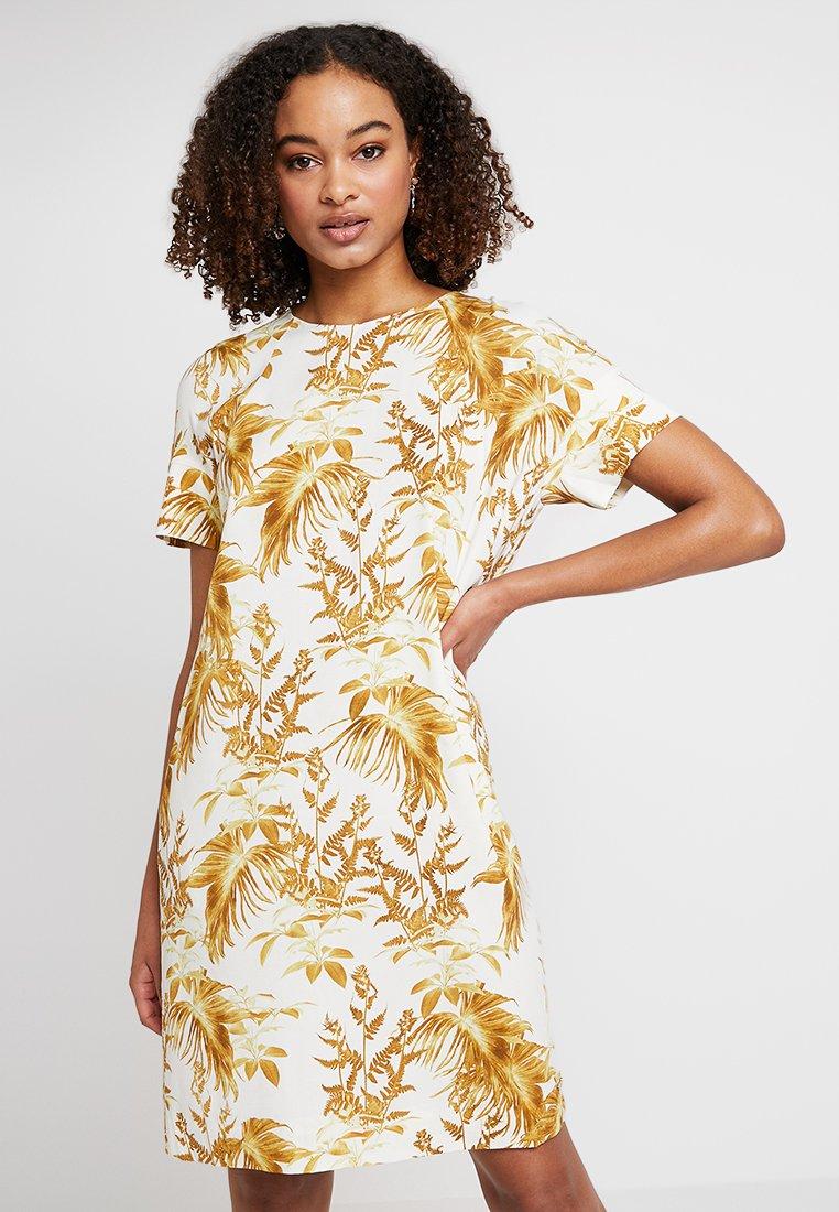 Mos Mosh - LORI CANNES DRESS - Vestito estivo - lemon