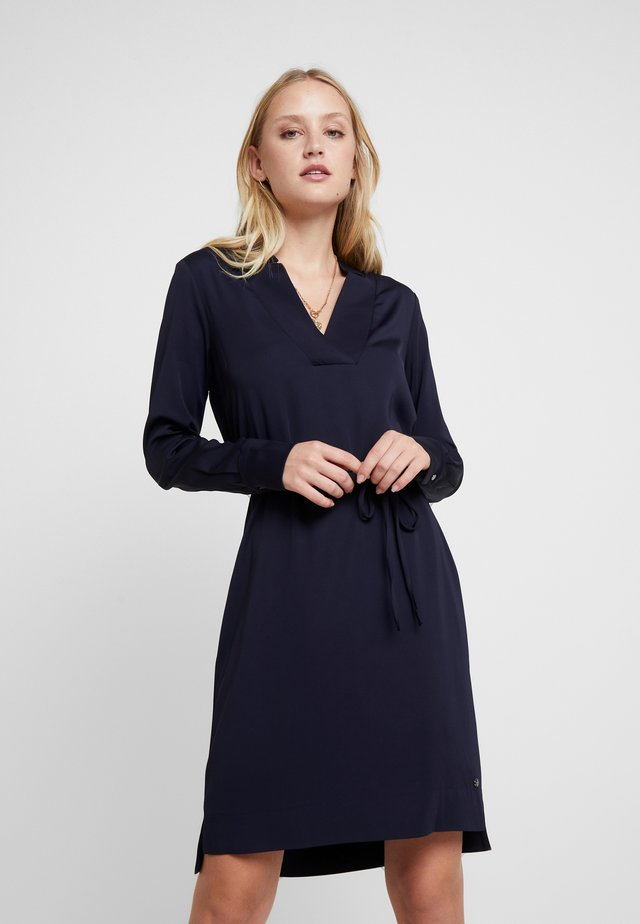 LIPA DRESS - Korte jurk - mood indigo
