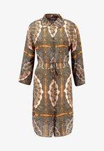 ELAINE SCARF DRESS - Skjortekjole - apricot