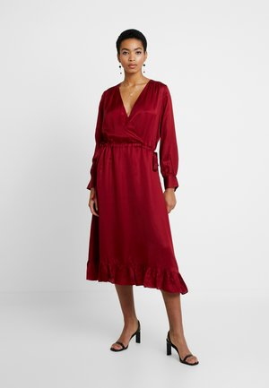 CHITA DRESS - Cocktailjurk - red