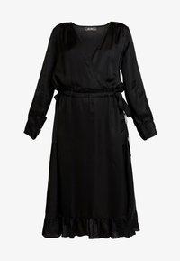 Mos Mosh - CHITA DRESS - Cocktailjurk - black - 5