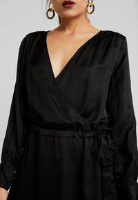 Mos Mosh - CHITA DRESS - Cocktailjurk - black - 6