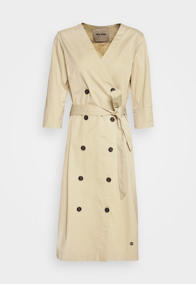 VINNIE COLE DRESS - Blousejurk - safari