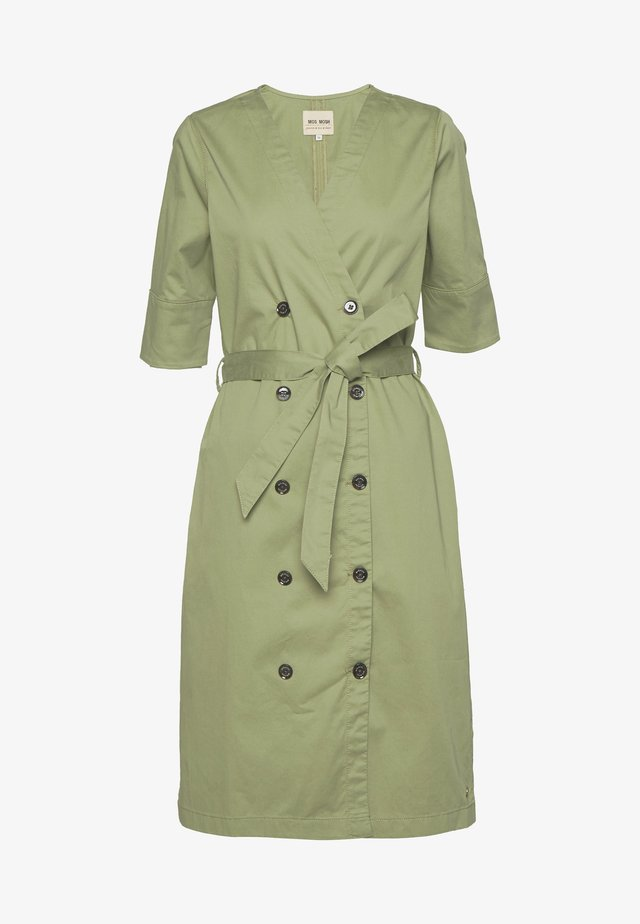 VINNIE COLE DRESS - Blousejurk - khaki
