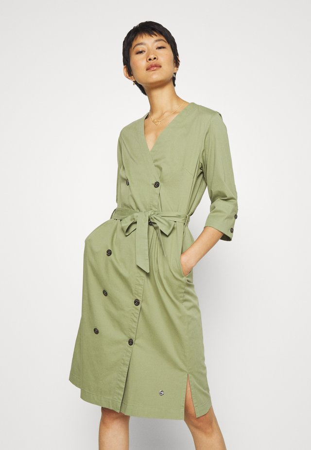 VINNIE COLE DRESS - Korte jurk - khaki