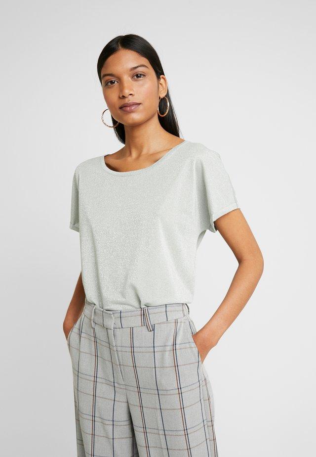 KAY TEE - T-shirt med print - mint haze