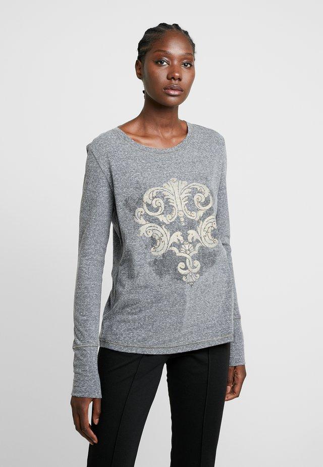 BAROK TEE - Langarmshirt - grey