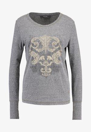 BAROK TEE - Langærmede T-shirts - grey