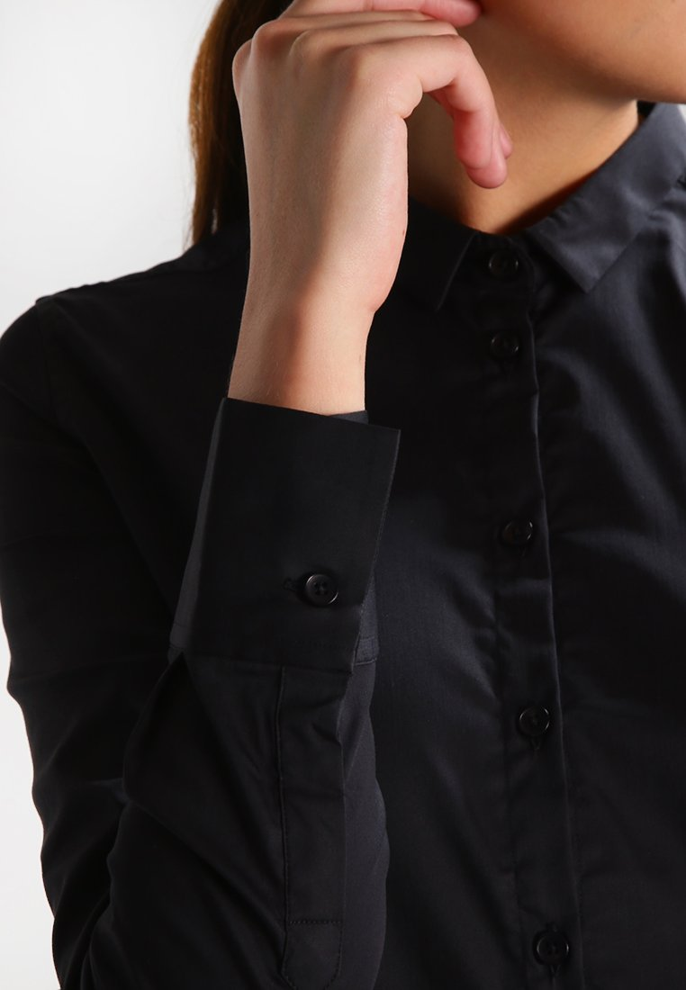 Mos Mosh TILDA - Skjorte - black