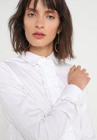 Mos Mosh - TILDA FLOUNCE - Camicia - white - 4