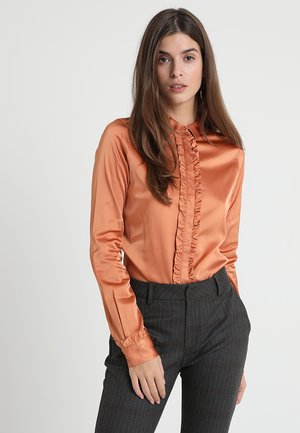 TILDA FLOUNCE SHIRT - Camicia - sunburn