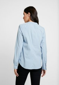 Mos Mosh - Damen Maggie - Button-down blouse - light blue - 2