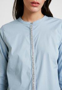 Mos Mosh - Damen Maggie - Button-down blouse - light blue - 5