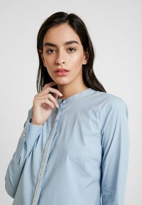 Mos Mosh - Damen Maggie - Button-down blouse - light blue - 3