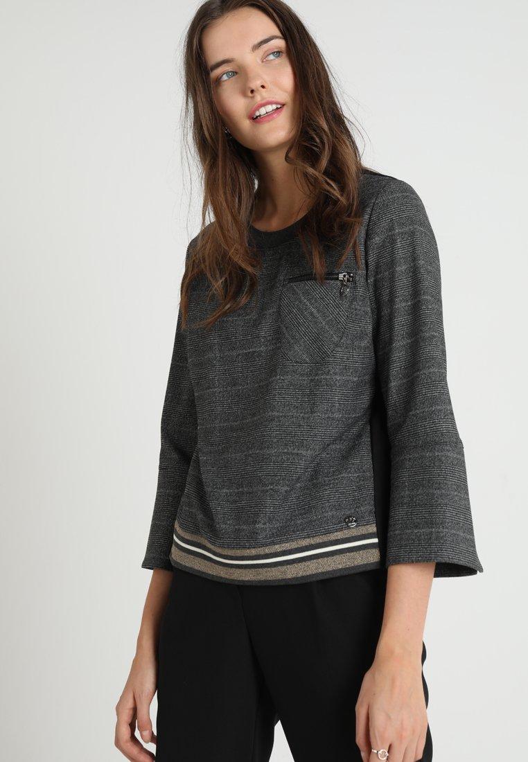 Mos Mosh - KATIE HOLLY - Camiseta de manga larga - grey