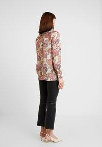 Mos Mosh - TAYLOR WEAVE - Camisa - vintage rose - 2