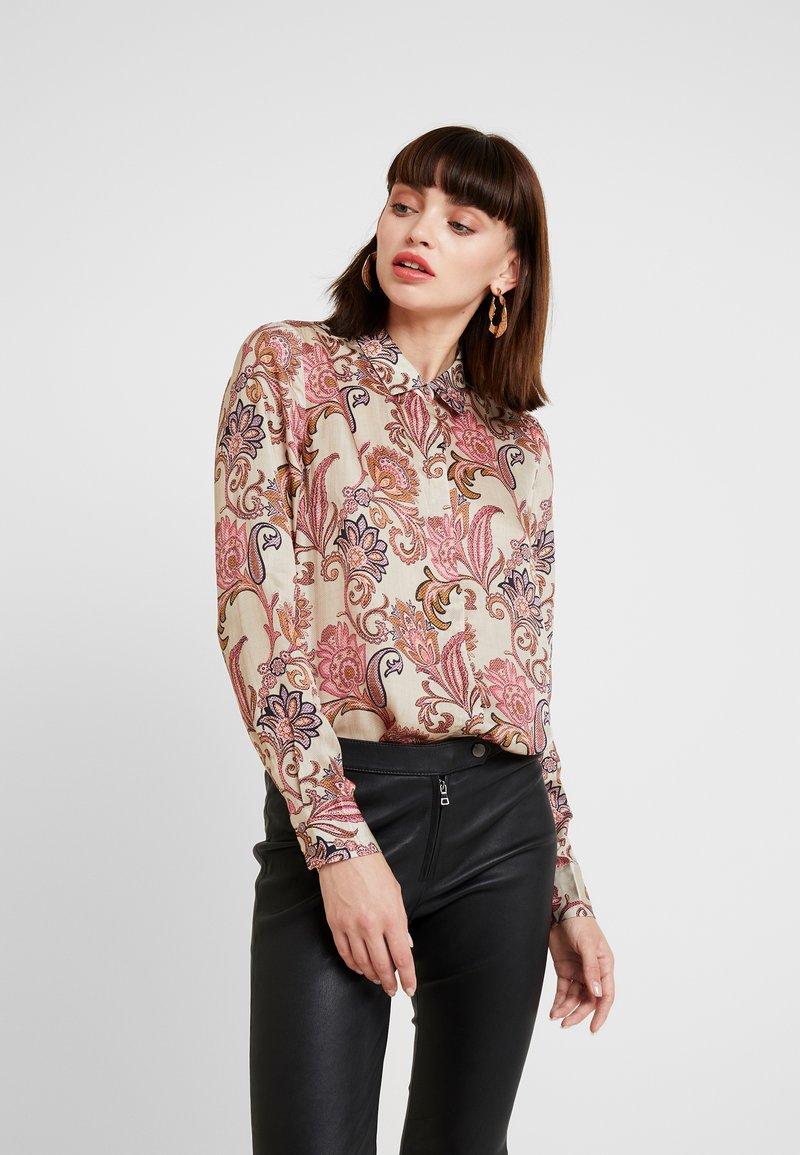 Mos Mosh - TAYLOR WEAVE - Camisa - vintage rose
