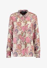 Mos Mosh - TAYLOR WEAVE - Camisa - vintage rose - 5