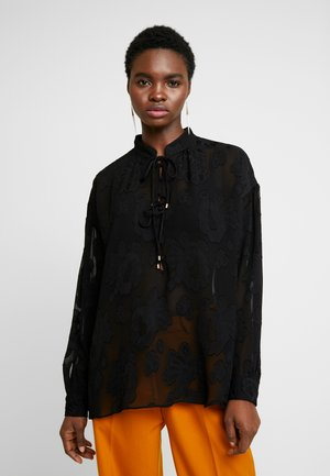 IRIS BLOUSE - Blůza - black