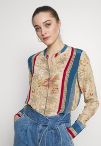 Mos Mosh - TALISA BIRD - Camisa - multi-coloured - 0