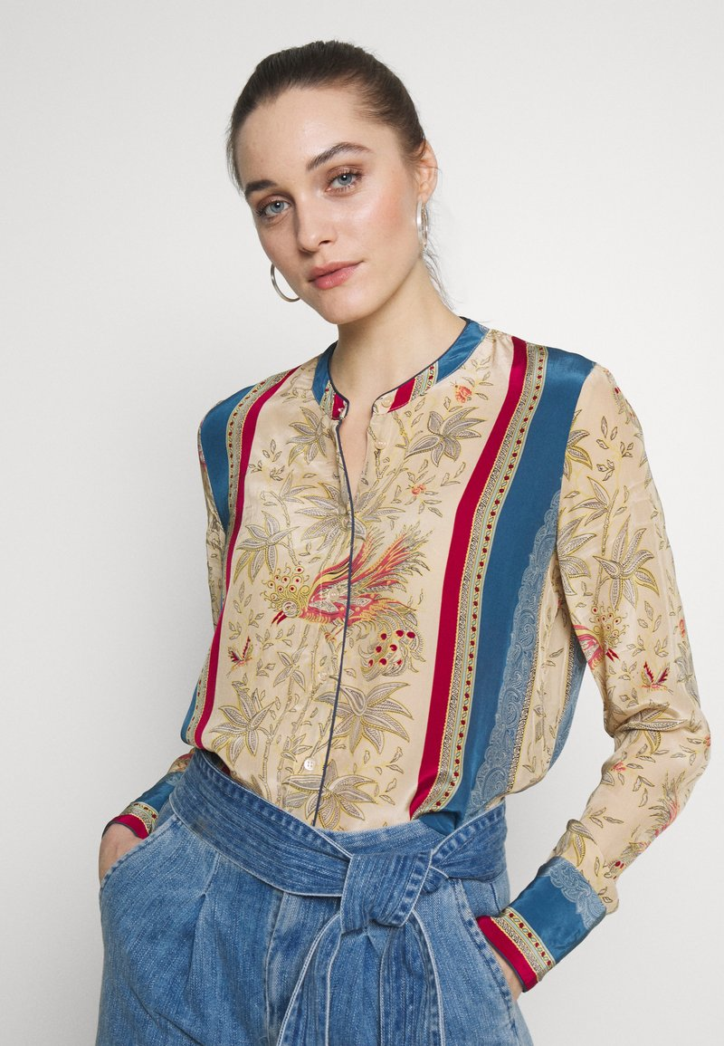 Mos Mosh - TALISA BIRD - Camisa - multi-coloured