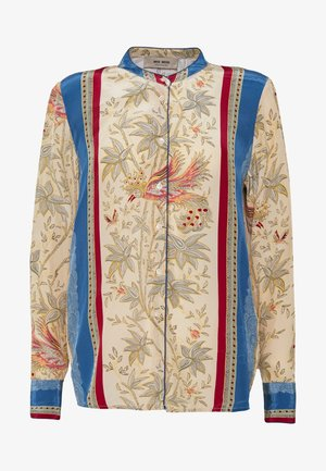 TALISA BIRD - Button-down blouse - multi-coloured