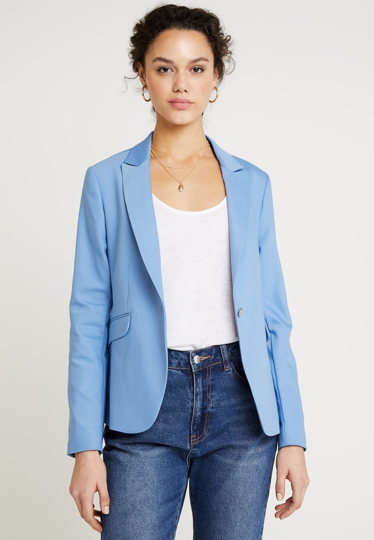 Mos Mosh - BLAKE NIGHT - Blazer - allure blue
