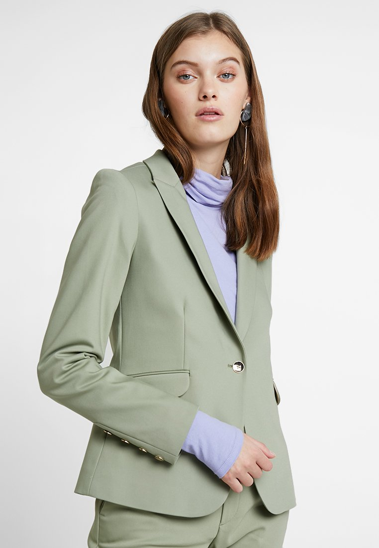 Mos Mosh - BLAKE NIGHT - Blazer - sage green