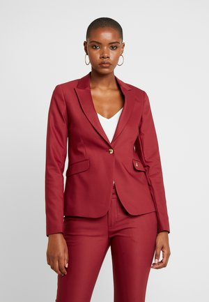 BLAKE NIGHT SUSTAINABLE - Blazer - red