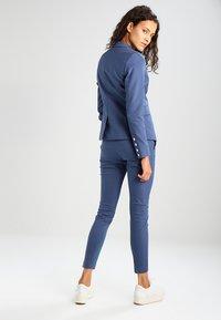 Mos Mosh - BLAKE NIGHT SUSTAINABLE - Blazer - indigo blue - 2